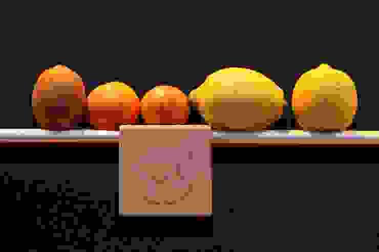 Da wird die Zitrone glatt zum Obst woodman KücheSchränke und Regale