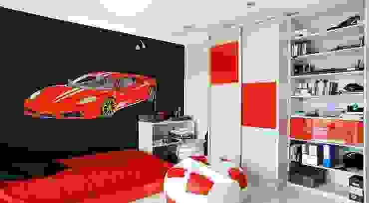 Modern Kid's Room by Studio Mirago Modern