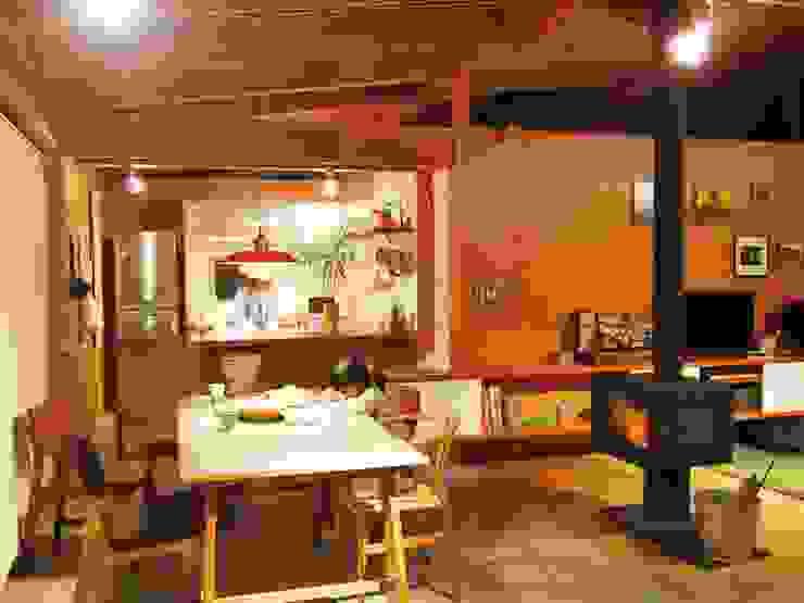 キッチン|mat house オリジナルデザインの キッチン の KAZ建築研究室 オリジナル