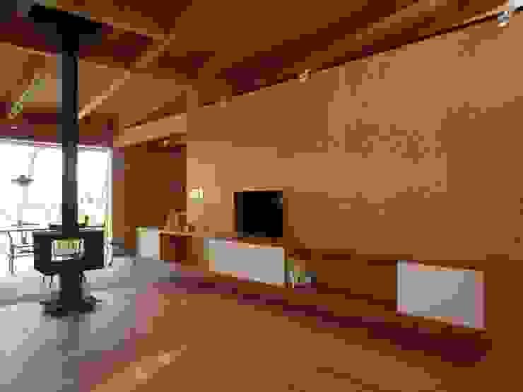 リビング|mat house オリジナルデザインの リビング の KAZ建築研究室 オリジナル