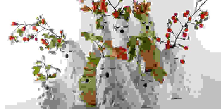 Singing Brownies: styl , w kategorii  zaprojektowany przez Diploo Studio,Nowoczesny