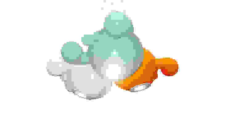 Frooties - ceramiczne lampy halogenowe. od Diploo Studio Nowoczesny