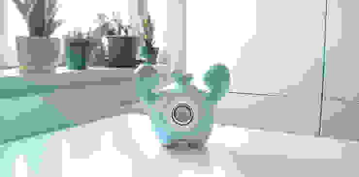 Frootie Blueberry - ceramiczna lampa halogenowa. od Diploo Studio Nowoczesny