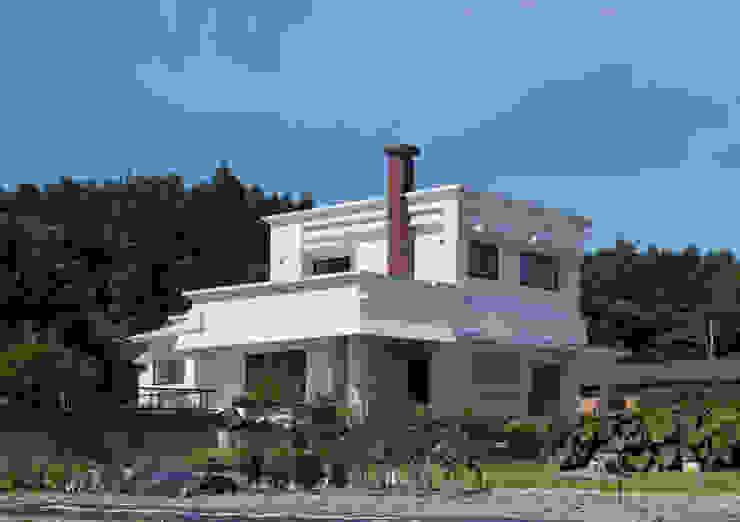 外観 近景 の 松本勇介建築設計事務所 / Office of Yuusuke MATSUMOTO
