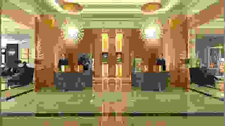 The Ritz Carlton - Istambul Hoteles de estilo moderno de Andres Ramallo Moderno