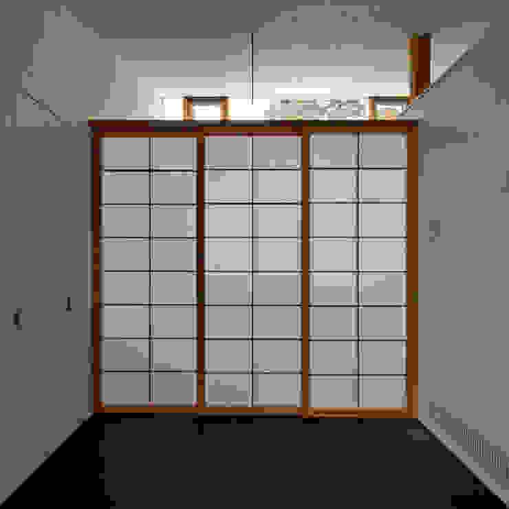 親世帯 オリジナルデザインの 書斎 の 清正崇建築設計スタジオ オリジナル