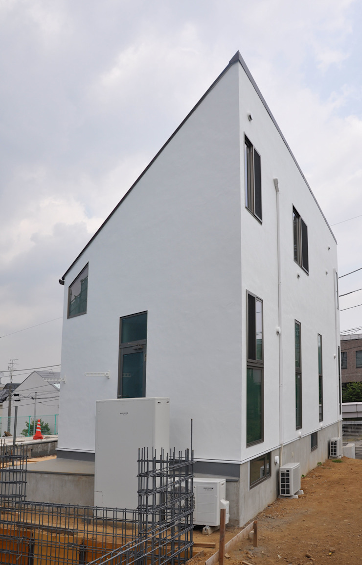 南西角 オリジナルな 家 の 清正崇建築設計スタジオ オリジナル