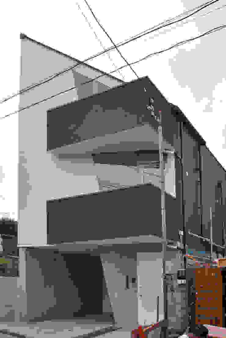 北東角 オリジナルな 家 の 清正崇建築設計スタジオ オリジナル