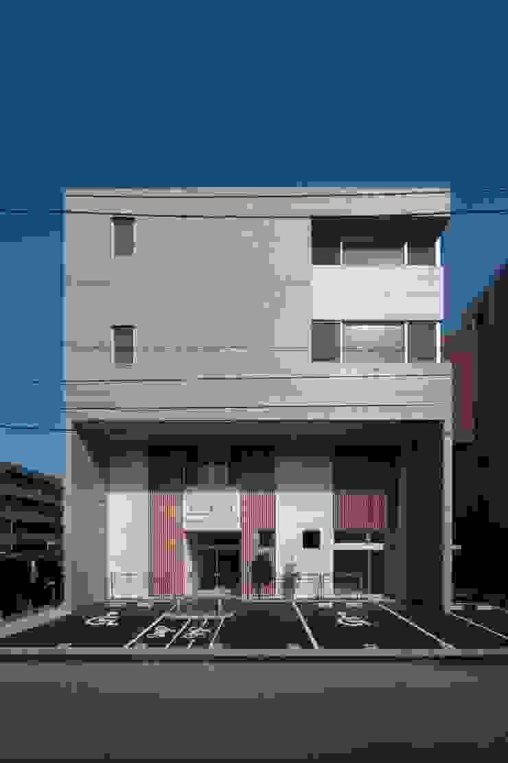 外観 オリジナルな医療機関 の 清正崇建築設計スタジオ オリジナル