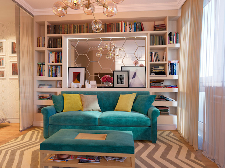 Living room by Bronx,