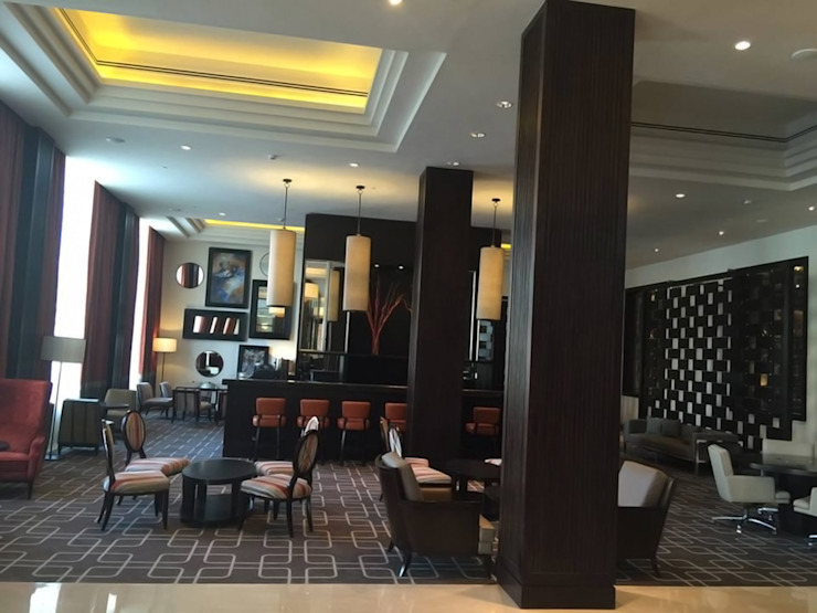 ARTWORK AND ACCESSORIES, SHERATON DUSHANBE HOTEL: asian  by FOYER INTERIORS,Asian