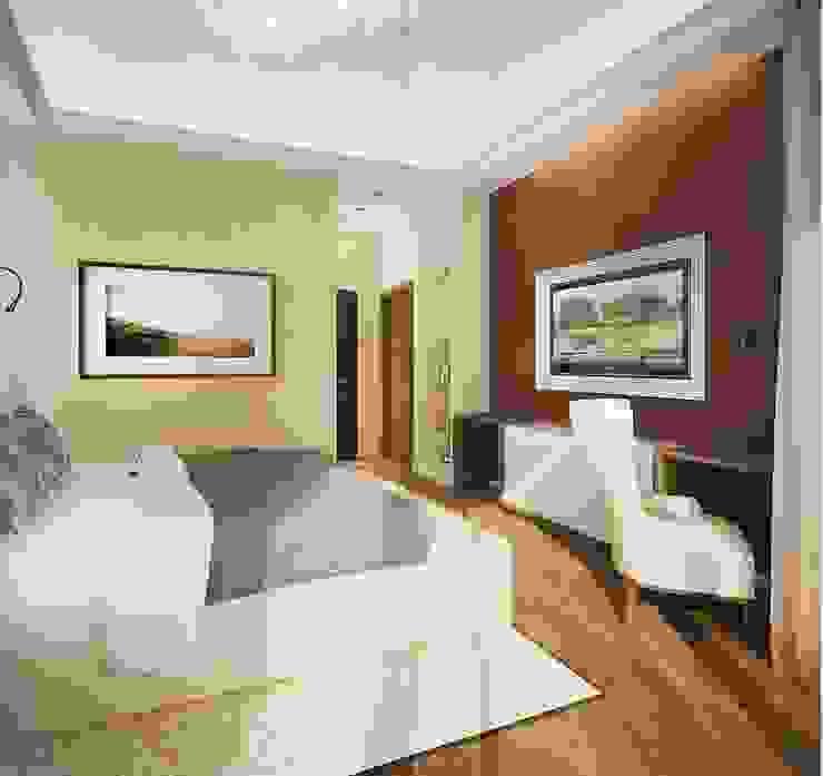 квартира на Удальцова Спальня в классическом стиле от ООО 'Студио-ТА' Классический