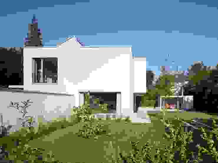 Casas modernas por Merlo Architekten AG Moderno
