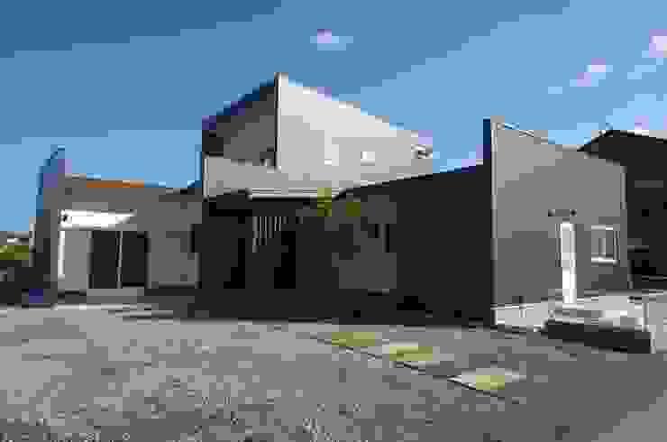 WORKS HOUSE オリジナルな 家 の 徳永建築事務所 オリジナル