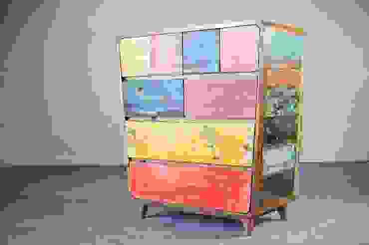 Recycled / COMMODE:  в современный. Автор – WOODSTONEBALI, Модерн