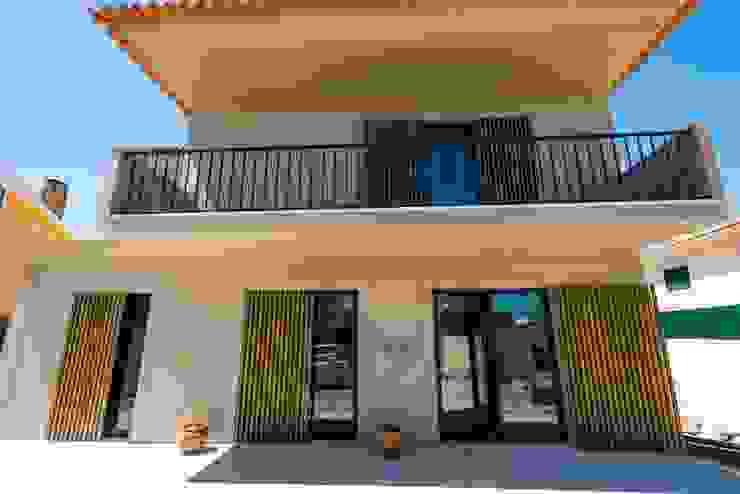 Renovação moradia em Birre | Cascais Casas modernas por shfa Moderno