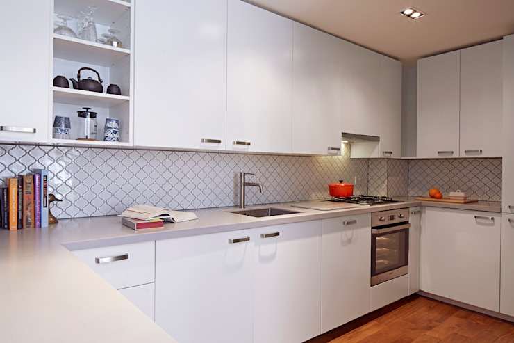 Kitchen Modern kitchen by Collective Works Modern