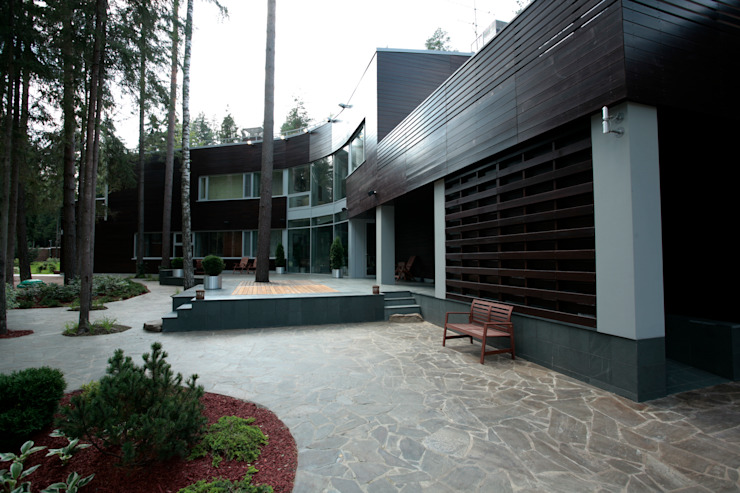 Бумеранг от Ai-architects Минимализм