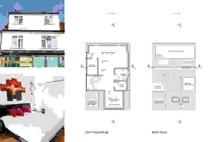 Golders Green, Barnet NW11, London | House extension: modern  by GOAStudio | London residential architecture, Modern