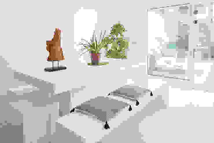 Comedor detalles Comedores de estilo minimalista de Markham Stagers Minimalista