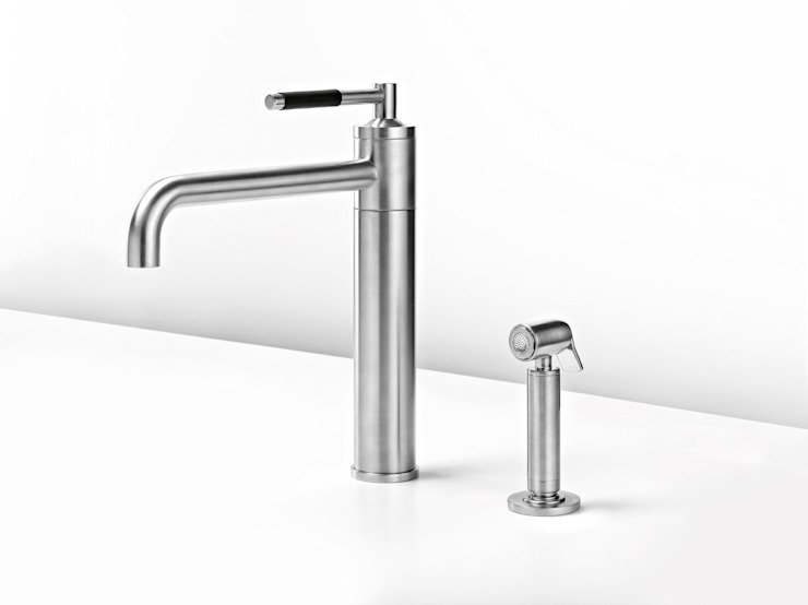 Single lever kitchen mixer Alpha Delta Moderne keukens van HORUS Modern