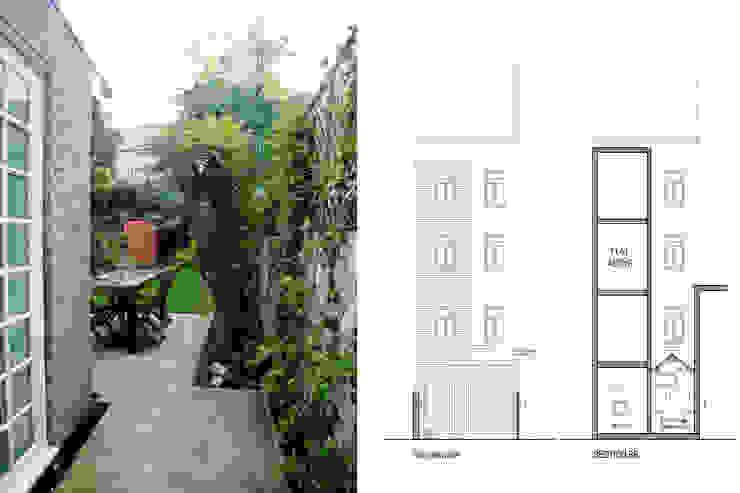 GOAStudio | London residential architectureが手掛けた現代の, モダン
