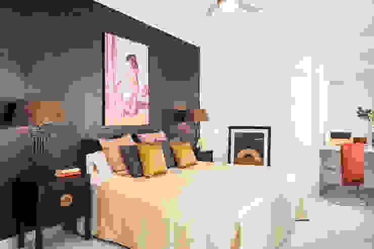 Asyatik Yatak Odası Markham Stagers Asyatik
