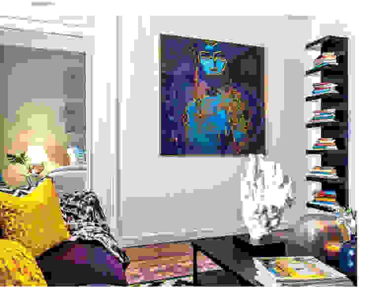 interior poster for Bohemian Chic decoration, Designer Anthony Chevallier от antonio&marko/interior posters Средиземноморский