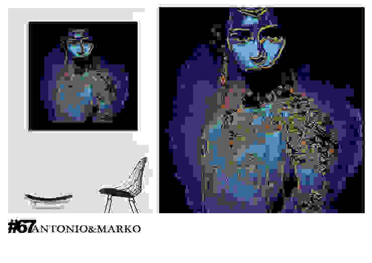interior poster#57 от antonio&marko/interior posters Средиземноморский