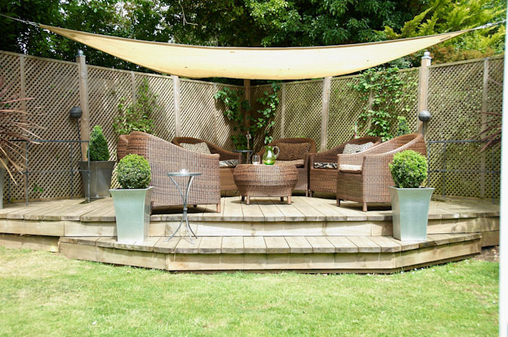 Garden furniture von Lothian Design Kolonial