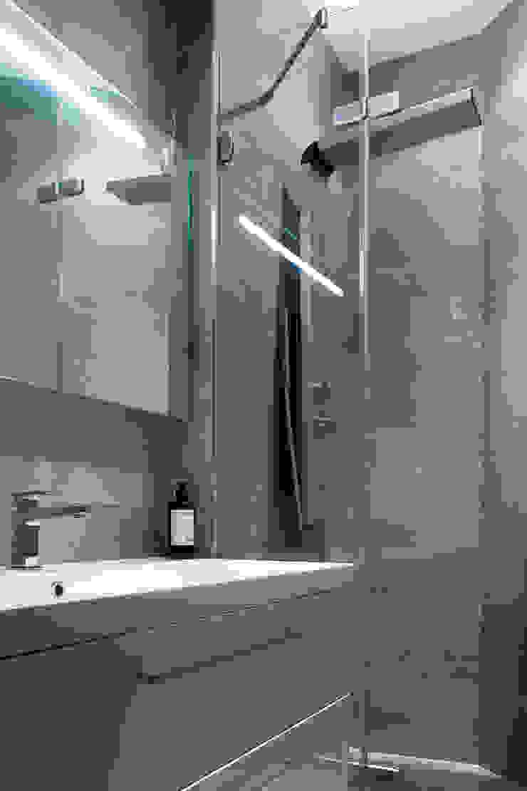 EK Architecte 現代浴室設計點子、靈感&圖片