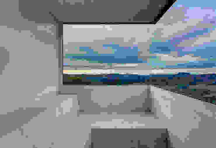 Lage Caporali Arquitetas Associadas 浴室
