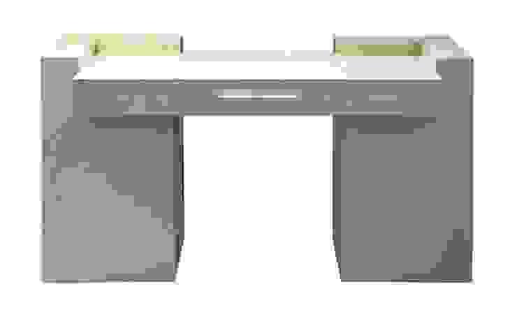 Scrittoio in Pergamena - Desk in Parchment di Galleria Michel Leo Minimalista