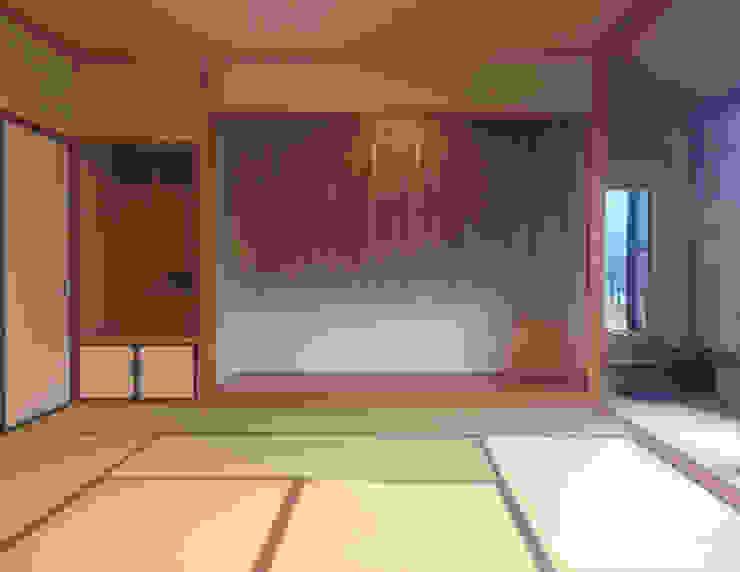 静と動 / 線 インダストリアルなホテル の mindscape design factory インダストリアル