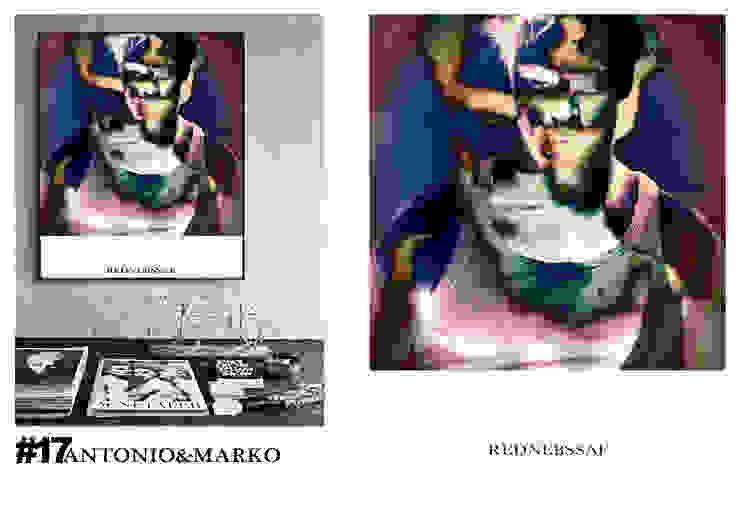 #17 от antonio&marko/interior posters Лофт