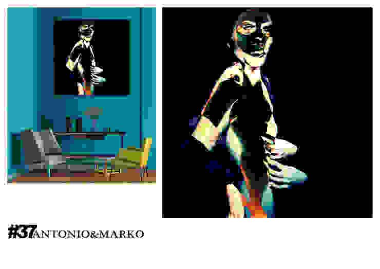 #37 от antonio&marko/interior posters Лофт