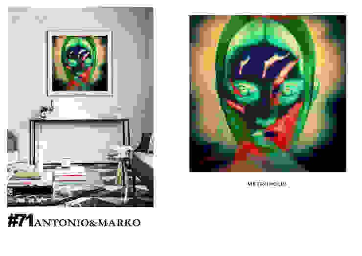#71 от antonio&marko/interior posters Лофт