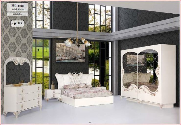 Mobitool Modüler Mobilya Modern Yatak Odası Mobitool Modüler Mobilya Modern
