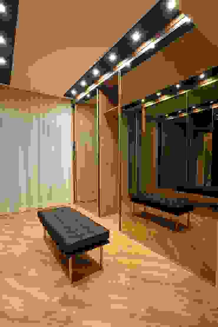 Vestidores y placares de estilo moderno de Arquiteto Aquiles Nícolas Kílaris Moderno