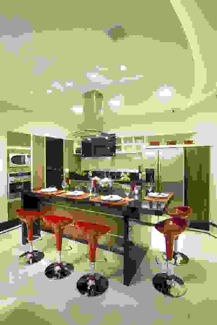 Cocinas de estilo moderno de Arquiteto Aquiles Nícolas Kílaris Moderno
