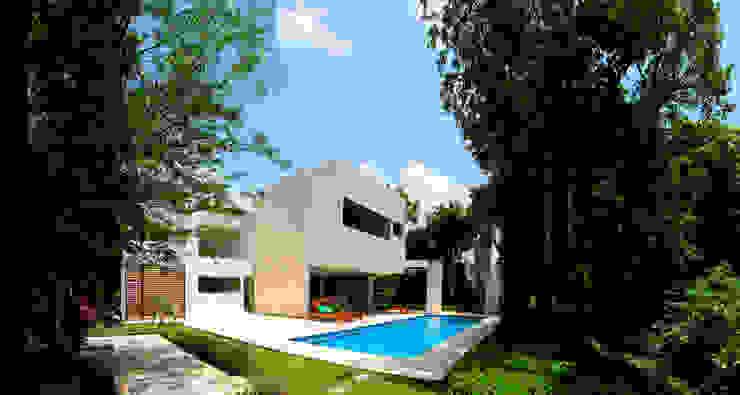 Enrique Cabrera Arquitecto Modern houses