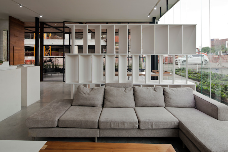 Modern living room by Taller David Dana Modern