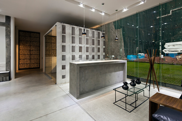 Modern Living Room by Taller David Dana Modern