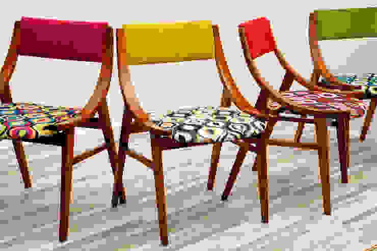 Krzesło Żółty Skoczek, lata 60. od Lata 60-te Klasyczny