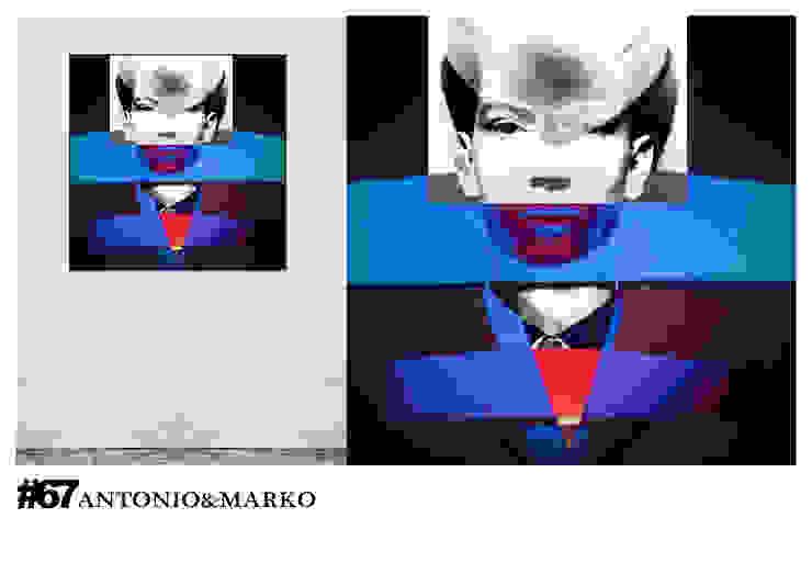 #67 от antonio&marko/interior posters Лофт