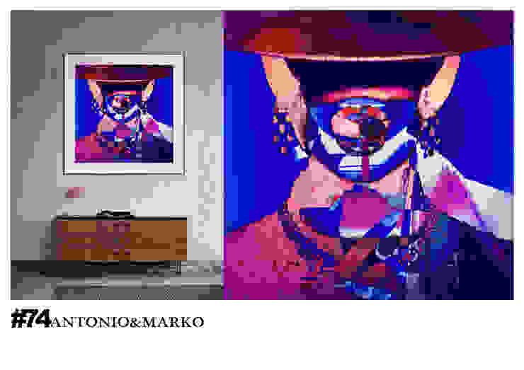 #74 от antonio&marko/interior posters Лофт