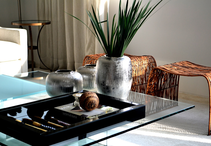 Helô Marques Associados Living roomAccessories & decoration