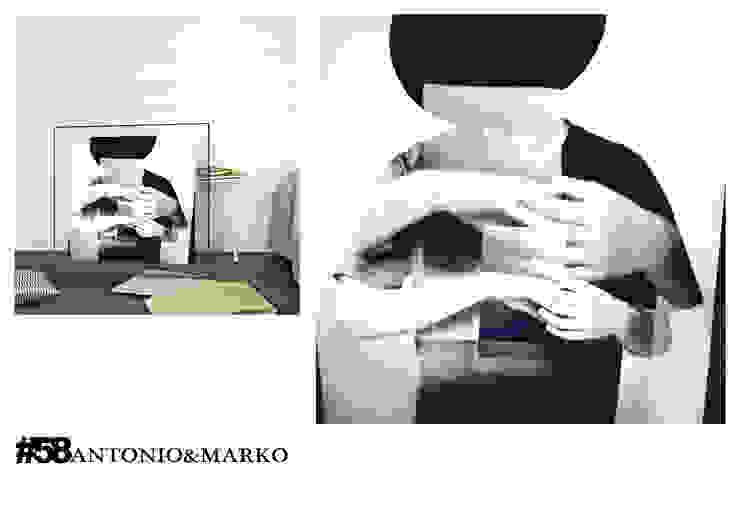 #58 от antonio&marko/interior posters Лофт