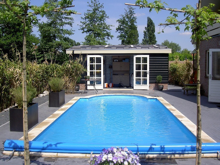 Future Pool GmbH Modern pool