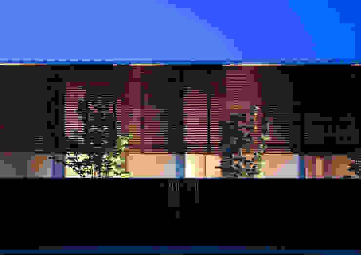 Rumah Gaya Asia Oleh 髙岡建築研究室 Asia